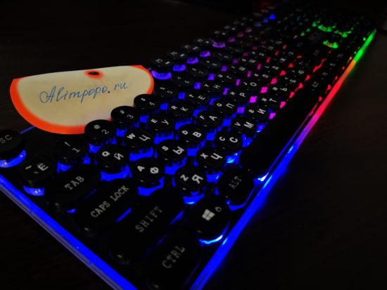 Клавиши игровой клавы