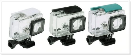 Аквабоксы для защиты от воды камеры Ксиаоми